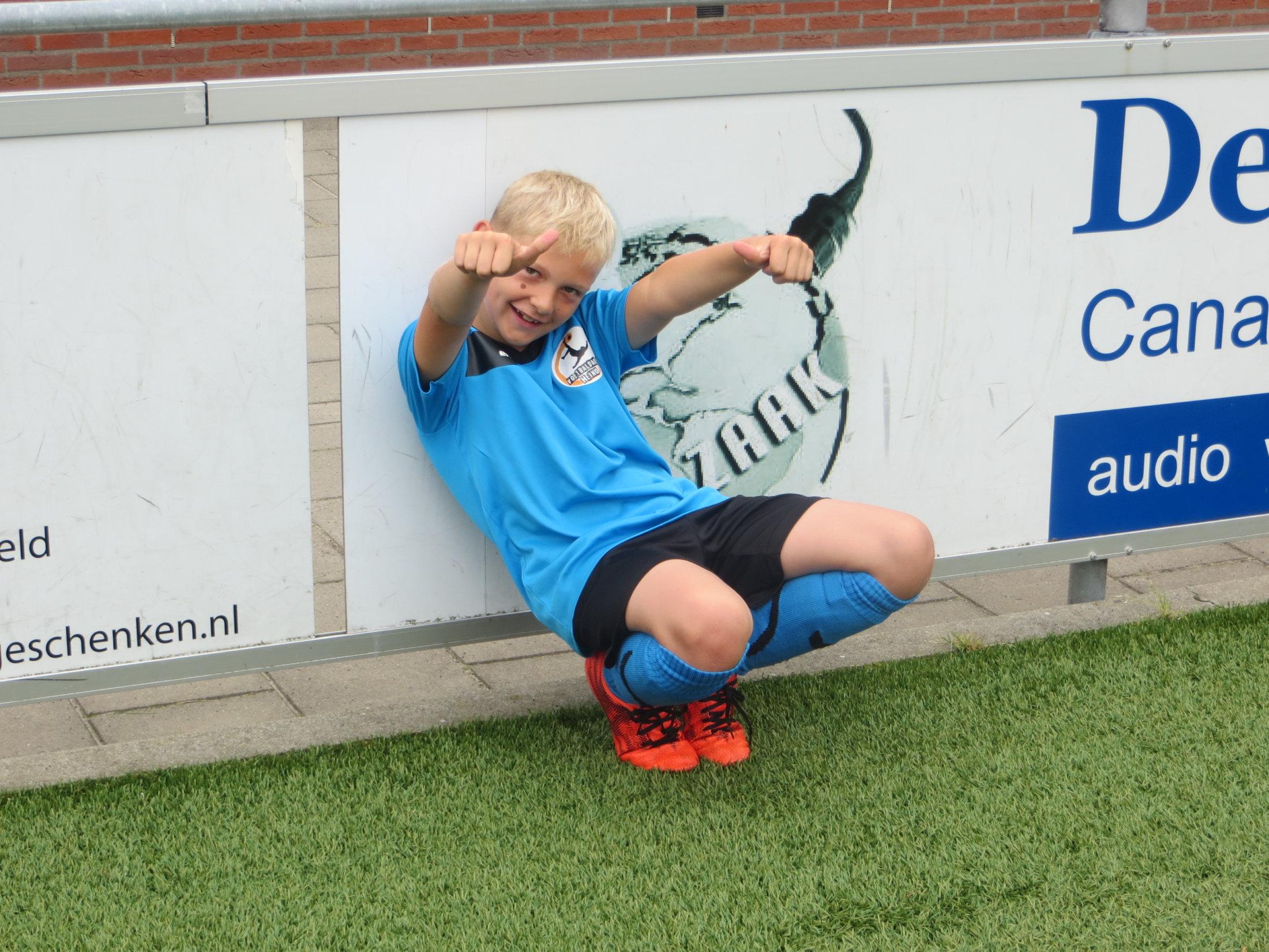 Voetbaldagen Dag 1, Foto 1 - Sallandse voetbaldagen