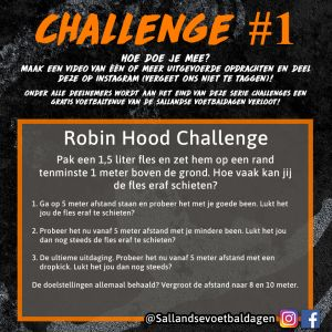 Voetbal Challenge 1