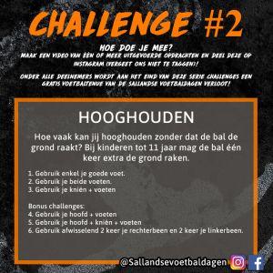 Voetbal Challenge 2