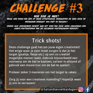 Voetbal Challenge 3