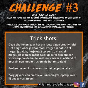 Voetbal Challenge 3