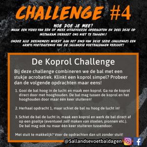 Voetbal Challenge 4