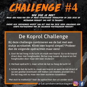 Voetbal Challenge 4
