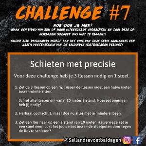 Voetbal Challenge 7
