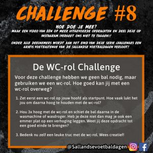 Voetbal Challenge 8