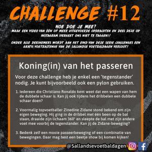 Voetbal Challenge 12