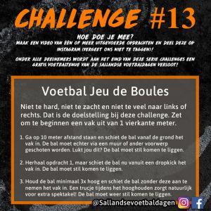 Voetbal Challenge 13