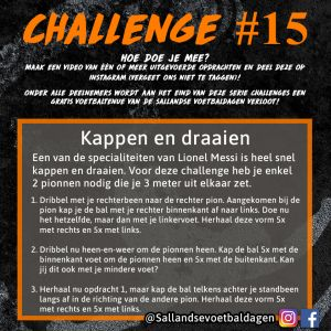 Voetbal Challenge 15