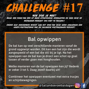 Voetbal Challenge 17