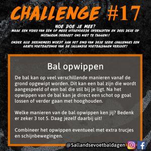 Voetbal Challenge 17