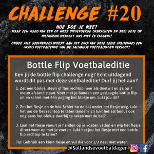 Voetbal Challenge 20