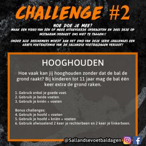 Voetbal Challenge 2