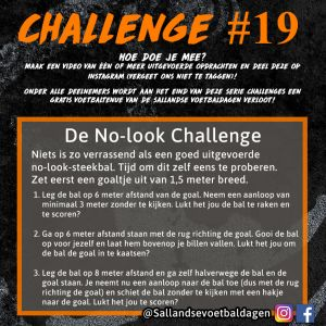 Voetbal Challenge 19